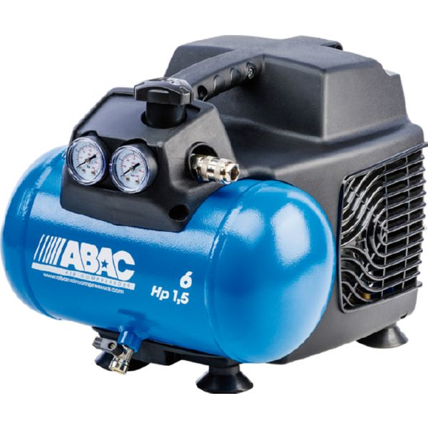 COMPRESOR START O15 1,5HP 6L S/ACEITE