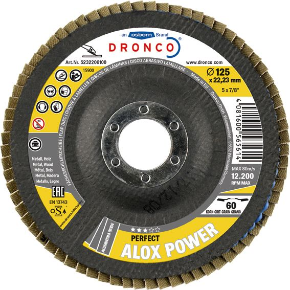 DISCO DRONCO ALOX POWER(GA) 080X115X22