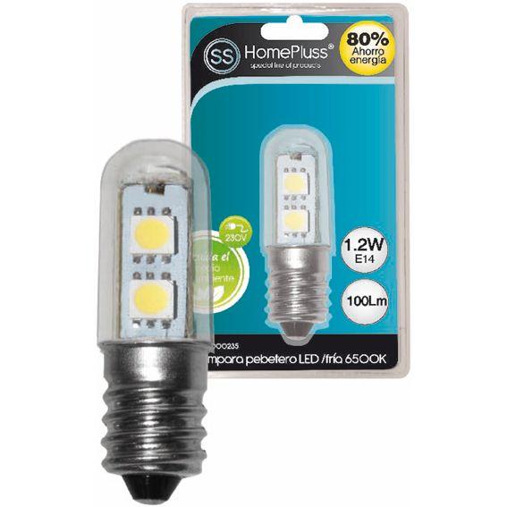LAMPARA LED PEBETERO 1,2W 6400K 230V