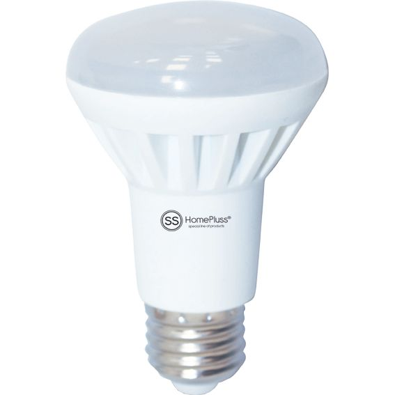 LAMPARA REFLECTO.R63 LED E27 8,0W 6000K