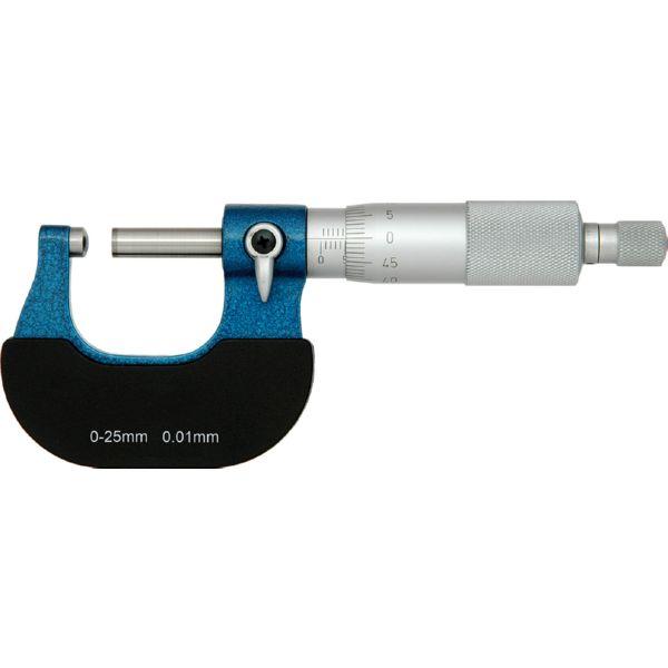 MICROMETRO EXTERIOR M100 0-25MM 0,01MM
